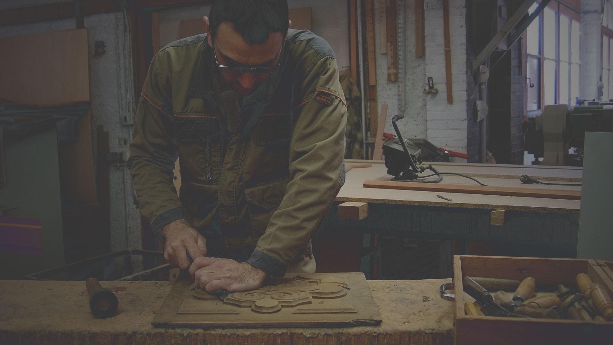 El Corc, la artesania del mueble